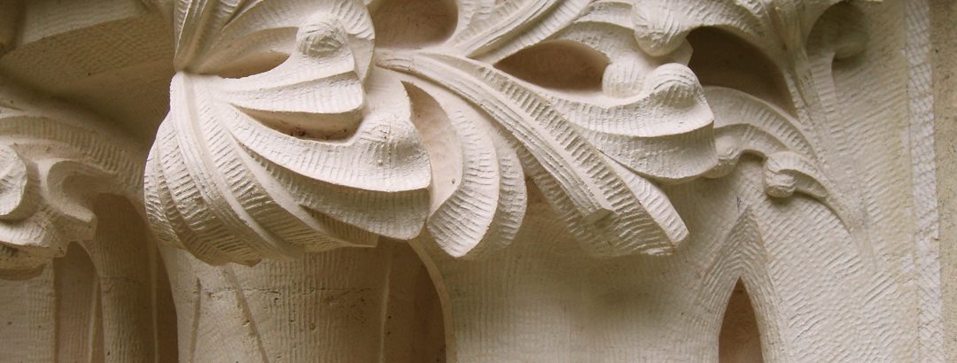Stone carving banker work company providing
